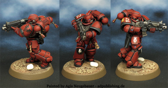Agis Page Of Miniature Painting And Gaming Primaris
