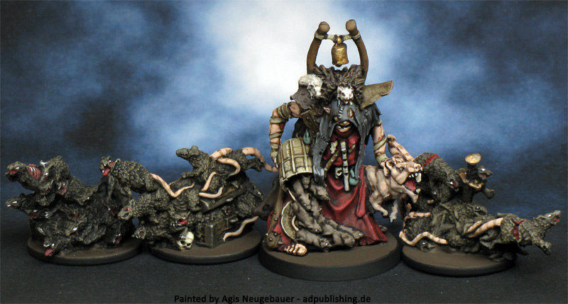 Agis Page Of Miniature Painting And Gaming Black Plague