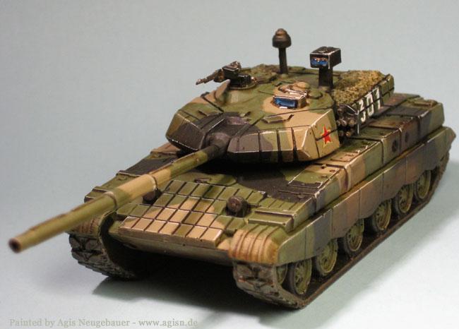 دبابة القتال الرئيسية TYPE-99 Type_99_2